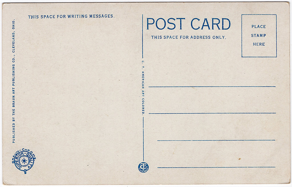 Dating curteich postcards