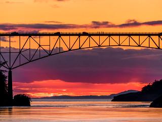 Fire Under Bridge