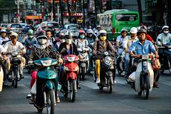 Moto World, Ho Chi Minh City (Valdas Photo Trip) Tags: vietnam ho chi minh city street photography