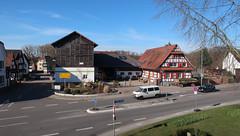village street (1) (mgheiss) Tags: village street fachwerkhaus halftimberedhouse landstrase dorf canon g9xmark2