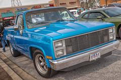 1984 Chevy C10 (3rd Annual CAR SHOW benefiting PENDLETON PLACE) (Kᵉⁿ Lᵃⁿᵉ) Tags: geo:lat=3470476575 geo:lon=8225996957 geotagged hunterswoods simpsonville southcarolina unitedstates usa 1984chevyc10 350sbengine 350smallblock americanclassictruck automotivephotography automotiveportrait bluepickup bluetruck bowtie c10 carshow chevrolet chevy chevyc10 chevyc10pickup chevyc10truck chevypickup chevytruck classic classicauto classicautomobile classictruck classicvehicle clean greenvillecounty greenvillecountysc greenvillecountysouthcarolina greenvillesc greenvillesouthcarolina nc nikond800 pickup pickuptruck sc truck trucklifestyle truckphoto upstate upstatesouthcarolina v8 vehicle véhicule vehículo vendimia