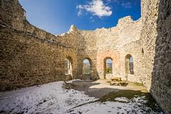 Burgruine Mödling (a7m2) Tags: hinterbrühl mödling castle wehrburg loweraustria history culture kuenringers travel tourismus wienerwald