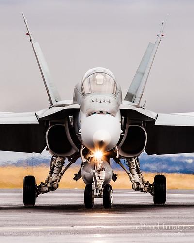 Avalon International Airshow 2009 RAAF McDonnell Douglas/Boeing F/A-18A Hornet A21-7