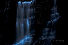 Secret valley_DSC9524 (hervv30140) Tags: landscape nature valley secret river falling chute water waterfall blue hour art
