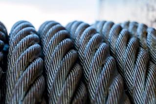 Mooring wire