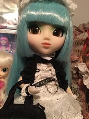 Pullip Prunella (Josie&theKILLER_DOLLS) Tags: pullip prunella doll goth lolita jose