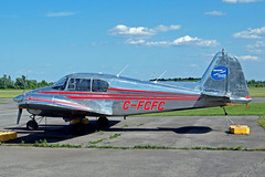 C-FCFC   Piper PA-23-150 Apache [23-312] (Air Quasar) St. Jean~C 09/06/2012 (raybarber2) Tags: 23312 airportdata approachtodo cn23312 canadiancivil cancelled cfcfc cyjn flickr twinprop oldtimer