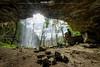 The Cave and me (Daniel Feito Fotografia) Tags: cueva cascada cave agua water asturias landscape naturaleza nature nikon waterfall nikond500 occidenteasturiano