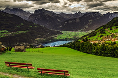 Spring Time (BeNowMeHere) Tags: ifttt 500px trip alps benowmehere europe lake landscape mountains nature springtime switzerland walensee clouds spring spring2018 suisse swiss travel