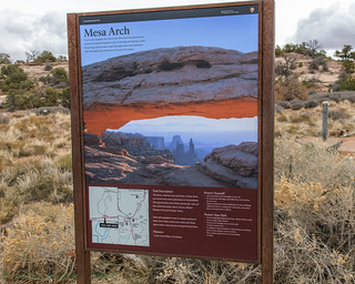 Canyonlands Island in the Sky Mesa Arch 02-22-2018