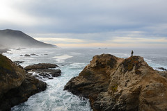 Over the rocks (Basak Prince Photography) Tags: bigsur centralcalifornia pch roni centralcoast crash gazing rocks stateparks water winter