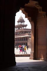 Panch Mahal (Mike Legend) Tags: india uttar pradesh fatehpur sikri panch five 5