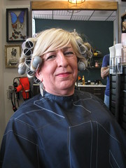 April 2018 (Patrice Bailey) Tags: rollers curlers cd crossdress crossdressing crossgresser ts tv tg tranny tgirl tgurl gurl transvestite transgender transsexual blonde