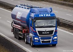 MAN TGX Euro6 II XLX / Intra (PL) (Maciej Korsan) Tags: man tgx euro6 intra tanker camion lorry truck tir lkw ciezarowka