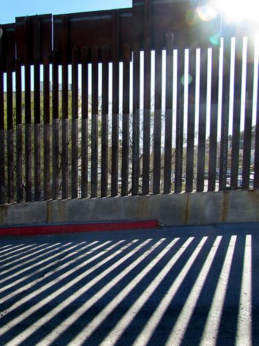 The Wall Border Town Nogales AZ