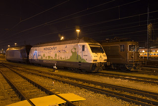 BLS Re 465 008 Basel Bad