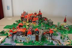 burgiii (Zeï'Cygaïn) Tags: lego classic castle puzzling scapes pcs badzwischenahn bricksammeer 2018