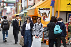 Snap shot on the street (naruo0720) Tags: d810 sigmalenses snapshotonthestreet