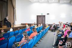 Состоялась очередная лекция в рамках просветительских курсов «Свет Православия»