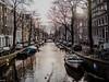 Amsterdam - Sonnenuntergang (michaelhertel) Tags: amsterdam grachten netherland holland colour street