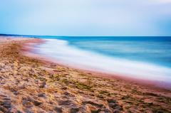 Calmness (ErrorByPixel) Tags: pentaxart darlowko poland longexposure le art nature errorbypixel beach sand water sea sky seascape landscape smc pentaxda 50mm f18 smcpentaxda50mmf18 pentax k5 pentaxk5