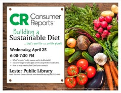 Sustainable Diet Class