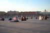 DSCF4301 (Mike Pechyonkin) Tags: 2018 moscow москва sky небо sunset закат embankment набережная girl woman девушка man мужчина house дом church церковь