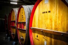 Sevenhill cellar (Geoff Main) Tags: australia barrel canon6d canonef24105mmf4lisusm clarevalley southaustralia vineyard winery