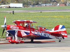 G-EWIZ Pitts Special Private (Aircaft @ Gloucestershire Airport By James) Tags: gloucestershire airport gewiz pitts special private egbj james lloyds