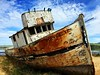wrecked (eb78) Tags: iphone iphoneography ca california pointreyes inverness marincounty shipwreck abandoned decay northbay boat derelict
