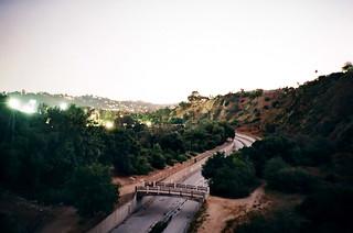 arroyo seco canyon.