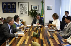 05/04/2018- Ministro Sarney Filho assinou acordo com o BNDES para Projeto de Controle Ambiental e Combate ao Desmatamento Ilegal na Amazônia. (Sarney Filho) Tags: 05042018 ministro sarney filho assinou acordo com o bndes para projeto de controle ambiental e combate ao desmatamento ilegal na amazônia