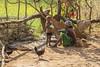 Kawardha - Chhattisgarh - India (wietsej) Tags: kawardha chhattisgarh india sony a100 zeiss sal135f18z 135 18 tribal family rural village mother children wietse jongsma bhoramdeo