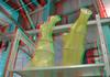 Biotopia HNI-Rotterdam seaweed by Julia Lohmann 3D (wim hoppenbrouwers) Tags: biotopia hnirotterdam seaweed by julia lohmann 3d julialohmann dissidentgardens anaglyph stereo redcyan nai hni