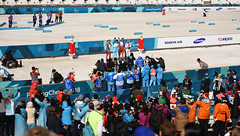 Paralympic_Cross_Country_12 (KOREA.NET - Official page of the Republic of Korea) Tags: pyeongchang 2018pyeongchangwinterparalympic 크로스컨트리 알펜시아바이애슬론센터 2018평창동계패럴림픽 crosscountryskiing sprint crosscountry alpensiabiathloncenter