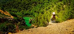 Beautiful view. (hajavitolak) Tags: landscape paisaje green verde caminitodelrey málaga andalucía spain beautiful bonito evil emount sinespejo sony sonya7ii sonya7m2 tamron tamron247028 tamron2470 arboles trees