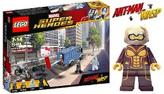 Lego Ant-Man and the Wasp Hello Kitty 75488 Set !!! Photoshop (afro_man_news) Tags: lego set custom fake antman wasp minifigures all photoshop hope pym hank kamen ghust marvel super heroes infinity war thanos captain america iron man spiderman black panther hawkeye thor scott lang hulk doctor strange loki widow moc groot starlord