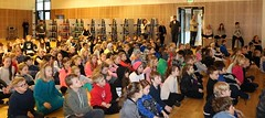 The International School of Iceland visit and presentations