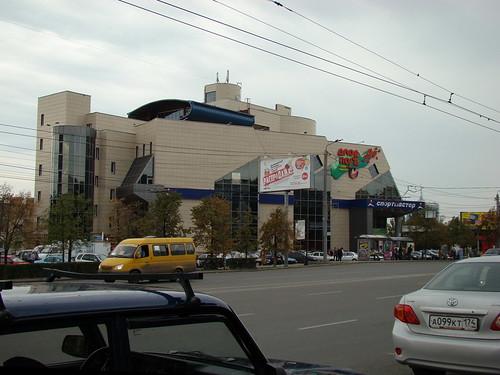 Торговый центр Алое поле ©  ayampolsky