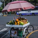 2018 - Mexico City - Avienda Revolucion Food Cart thumbnail