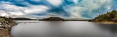 Azibo (luisfcpires) Tags: lake idyllic scenics sunrise tranquility landscape chuzenji fog riverbank lushan mountain standing water picturesque ngc