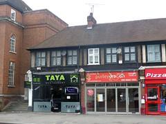 A Purley Pair - 1 April 2018 (John Oram) Tags: chineserestaurant chinesetakeaway planettakeout taya purleydragon purley surrey england uk 2003p1050211e croydon london