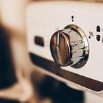 Close up of coffee machine thumbnail