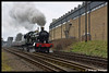 No 6990 Witherslack Hall 1st April 2018 Great Central Railway Loughborough (Ian Sharman 1963) Tags: no 6990 witherslack hall 1st april 2018 great central railway loughborough class 6959 460 modified station steam engine rail railways train trains loco locomotive passenger leicester north gcr heritage line