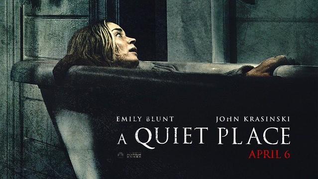 【電影心得】噤界 A Quiet Place。噤界影評/噤界心得 @J&A的旅行