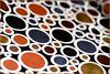 Circles of Silk (devos.ch312) Tags: macromondays circles fabric silk pattern print coloredcircles macro sony a7rii a7rm2 ilce7rm2 fe90mmf28macrogoss glens textures christinedevos