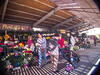 Market Florest (Tony Shertila) Tags: alicante alicantealacant comunidadvalenciana esp spain geo:lat=3834798392 geo:lon=048600554 geotagged people market flowers stall shop indoor covered