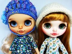 so much love (Sylvano Bradshaw) Tags: blythe bythedoll bigeyes bigeye bandai blond big flower doll dolls dollphotography dolloutfit sweet sweetydoll love