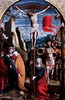 IMG_4051H Defendente Ferrari. 1480-1540  Piémont. Crucifixion. Vers 1520  Turin.  Palazzo Madama. (jean louis mazieres) Tags: peintres peintures painting musée museum museo italie turin torino palazzomadama defendenteferrari