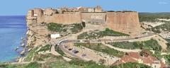La Citadelle (Ratatouye) Tags: bonifacio corse corsica island french citadelle méditerranée paysage landscape panorama